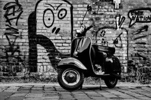 Scooterverzekering vergelijken via Simpel.be