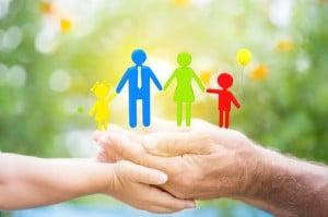 Groepsverzekering na echtscheiding: wie krijgt wat?